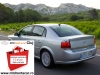 Cluj Car Renting Services - Opel Vectra from 39€