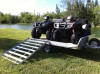 -TWO-2007-Honda-Foreman-500-ATVs-TRAILER-