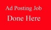INTERNET COPY PASTE AD POSTING HOME BASED JOB.