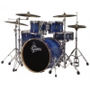 Gretsch Catalina Birch 5 Piece Shell Kit Drum Set - Cobalt Blue