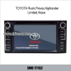 Car-DVD-navi-TV-for-TOYOTA-Rush-Previa-Highlander-Limited-Hiace-SWE-T7152