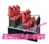5D motion theater supplier 6DOF 6seats hydraulic seats platform home theater system