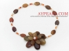 Freshwater-Pearl-and-Three-Colored-Jade-Flower-Necklace