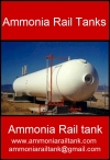 Ammonia-Rail-tanks