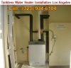 Service tankless water heater Los Angeles