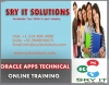 Oracle Apps Technical Online Training | Apps Technical Tutorials | SRY IT Solutions