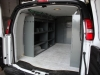 Van Equipment - Van Ladder Racks, Van Shelving, Partitions/Bulkhead