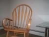 Selling-SOLID-OAK-ROCKING-CHAIRS