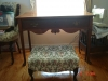 Selling Settee Set - ANTIQUES