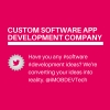 Get ultimate experience from Custom Software Development Company