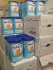 Aptamil, Holle, CowGate, HiPP, Nutrilon, Friso Baby Milk Powders for sale